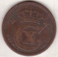 Denmark. 5 ORE 1914.  Christian X. KM# 814.1 - Danemark