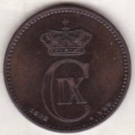 Denmark. 5 ORE 1898 V.B.P.  Christian IX. KM# 794.2 - Dänemark