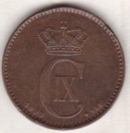 Denmark. 2 ORE 1899 VBP. Christian IX. KM# 793.2 - Dänemark