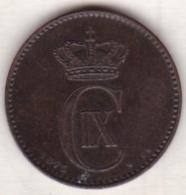 Denmark. 2 ORE 1875 CS . Christian IX. KM# 793.1 - Danemark