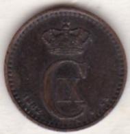 Denmark. 1 ORE 1882 CS . Christian IX. KM# 792.1 - Danemark