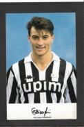 Juventus - Casiraghi - Non Viaggiata - Football