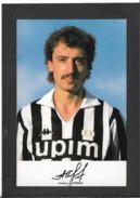 Juventus - Aleinikov - Non Viaggiata - Football