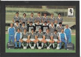 Juventus 1985/86 - Non Viaggiata - Football