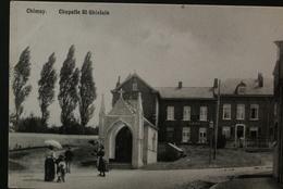 Chimay - Chapelle St-Ghislain - Chimay