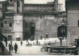 NARNI : Piazza Garibaldi - Cachet De La Poste 1950 - Perugia