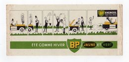 Sept17  79477     Buvard     BP  Energol - Gas, Garage, Oil