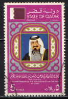 QATAR - 1981 - Sheik Khalifa - USATO - Qatar