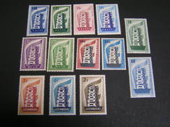 EUROPA 1956 Comple Year Full Set MNH.. - 1956