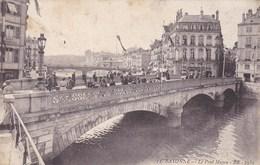 CPA Bayonne Le Pont Mayou (pk39207) - Bayonne