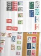 Wholsale Lot 8: Scandinavia MNH/**/postfris (5 Scans) - Collections (sans Albums)
