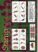 1997 + 1998 STAMP PROGRAMME - Afrique Du Sud (1961-...)