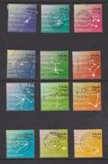 N 73 2008 - Used Stamps