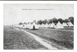 58 – DECIZE : Le Camp Du Clocheton (1914-15) - Decize