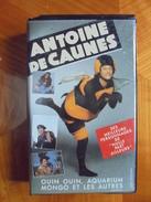 """Ancien - Cassette Vidéo ANTOINE DE CAUNES """"Nulle Part Ailleurs"""" 1992 - Tv Shows & Series"""