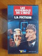 Ancienne Cassette Vidéo LES GUIGNOLS DE L'INFO La Fiction 1999 - TV-Serien