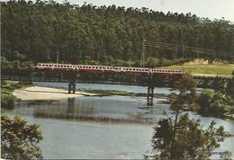 1750 Portugal Vila Do Conde Ponte Do Comboio - Porto