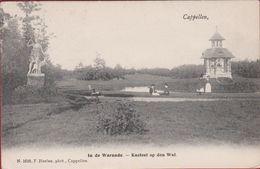 Kapellen Cappellen In De Warande Kasteel Op Den Wal Hoelen Cappellen Geanimeerd (zeer Goede Staat) 1626 ZELDZAAM - Kapellen