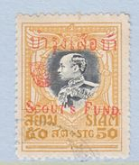 SIAM  B 30  (o)   SCOUTING  FUND - Siam