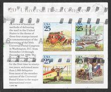 United States - Scott #2438 Used - Sheet - Blocks & Sheetlets