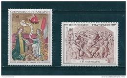 France Timbres De 1970    N°1640 Et 1641  Neuf ** - Neufs