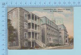 Trois-Rivieres Quebec Canada - Hopital St. Joseph - Trois-Rivières