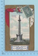 IIIe Centenaire De Quebec, Timbre #97 Cartier Et Champlain - Lettres & Documents