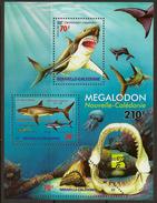 NEW CALEDONIA 1999 Shark MS SG MS1170 UNHM #ABQ261 - Neufs