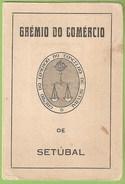 Setúbal - Cartão Do Grémio Do Comércio - Portugal