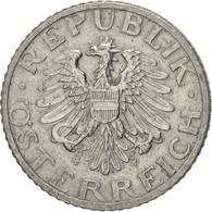 Autriche, 50 Groschen, 1955, SUP, Aluminium, KM:2870 - Autriche