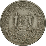 Surinam, 100 Cents, 1987, SUP, Copper-nickel, KM:23 - Surinam 1975 - ...