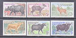 LAOS  295-300  *   ASIAN  WILDLIFE - Laos