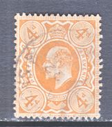 GREAT  BRITAIN  150  (o)  EDWARD  VII - 1902-1951 (Kings)