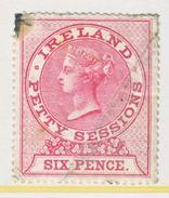 IRELAND  REV. 3  (o)  PETTY  SESSIONS - 1922-37 Irish Free State