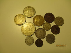 ESTONIA , LOT OF OLD COINS , 0 - Estonia