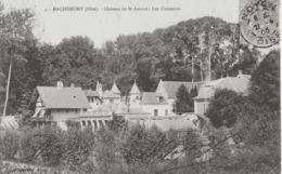 MACHEMONT - CHATEAU DE ST-AMAND - LES COMMUNS - 1905 - France