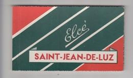64 - SAINT JEAN DE LUZ / CARNET COMPLET DE 10 CARTES POSTALES - Saint Jean De Luz