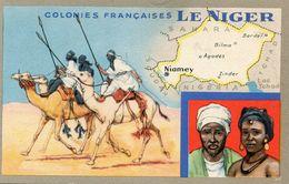 NIGER(PUBLICITE LION NOIR) - Niger