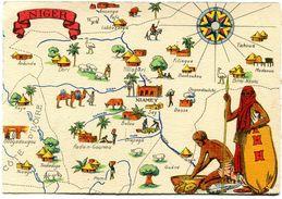NIGER(BARRE  DAYEZ) - Niger