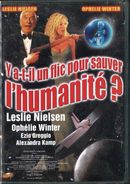 DVD Y A T-IL UN FLIC POUR SAUVER L'HUMANITE / 96 MINUTES - TBE - Cómedia