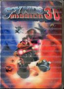 DVD SPY KIDS MISSION 3D / 1H 21 MINUTES - DOUBLE DVD TBE - Kinder & Familie
