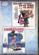 DVD DOUBLE SOLDAT DUROC ET L'HOROSCOPE / 1H 26 MINUTES - NEUF SOUS BLISTER - Komedie