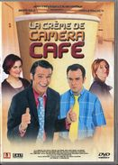 DVD LA CREME DE CAMERA CAFE / 70 MINUTES - 20 EPISODES TBE - TV Shows & Series