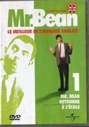 DVD MR BEAN RETOURNE A L'ECOLE / 26 MINUTES - TBE - Komedie