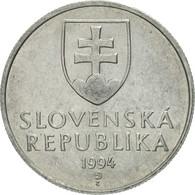 Slovaquie, 20 Halierov, 1994, SUP, Aluminium, KM:18 - Slovaquie