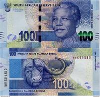 SOUTH AFRICA       100 Rand       P-141[b]       ND (2015)       UNC  [ Sign. Kganyago ] - Sudafrica