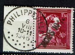 724N  Obl Et   Surch. Philippeville - 1946 -10%