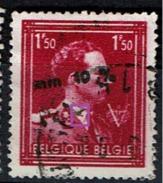 724N  Obl  Scherpenheuvel  Avec Luppi V 3  Col Fermé - 1946 -10%