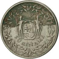 Surinam, 10 Cents, 1988, TTB+, Nickel Plated Steel, KM:13a - Surinam 1975 - ...