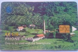 St Vincent Peter's Hope Estate Chip Card $10 - St. Vincent & The Grenadines